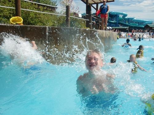 シルバーウッド・テーマパーク プール
