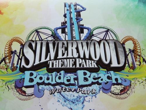 シルバーウッド・テーマパーク Silverwood Theme Park