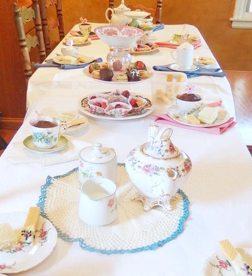 ティーパーティー tea party