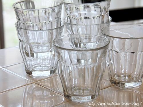 安くて丈夫で使いやすい! DURALEX(デュラレックス)の定番グラス、ピカルディの250cc