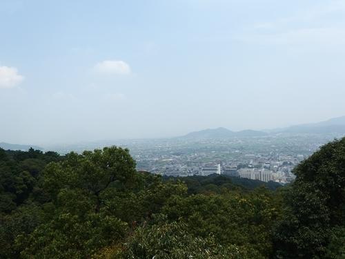 785段目からの景色