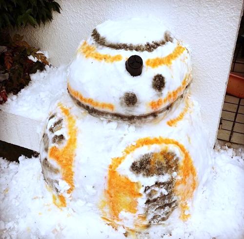 雪BB-8