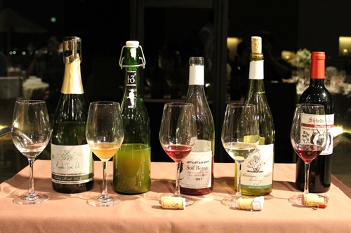 ヒトミワイナリーのワイン