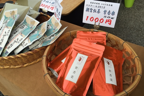 かたぎ古香園(こうかえん) 朝宮紅茶