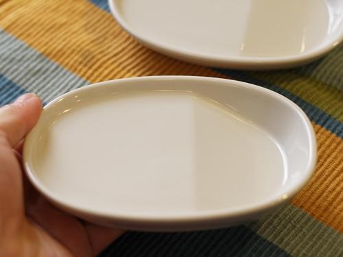 取り皿としても使えて1皿2役! 12のハーブカラーが上品な ななめ底ミニプレート