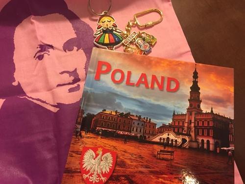 ポーランドのお土産