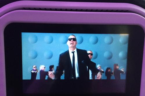 ニュージーランド航空 機内安全ビデオ