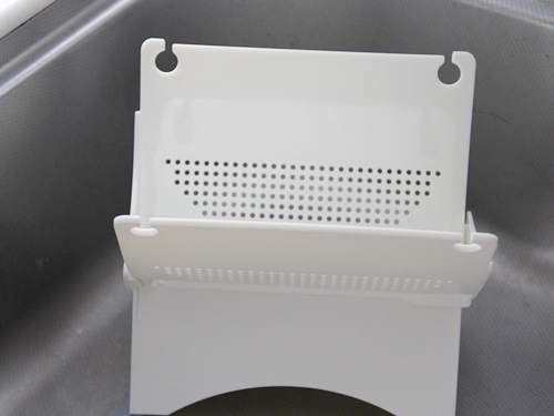 kcud(クード) 生ゴミ水切り器 ホワイト
