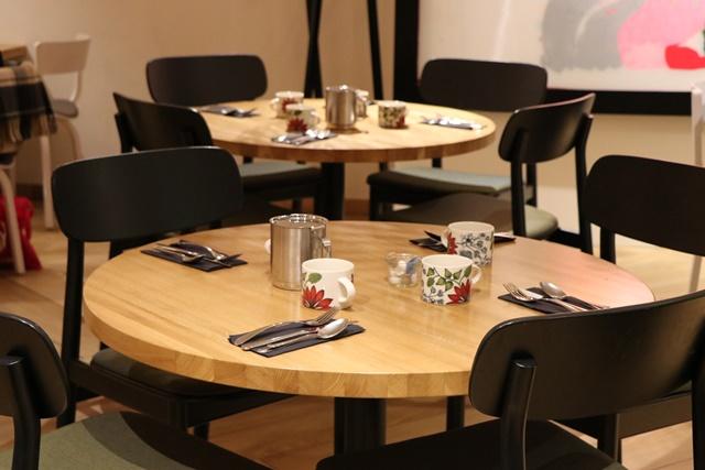 ホテルインディゴ Restaurant Bröd's 朝食ブッフェ