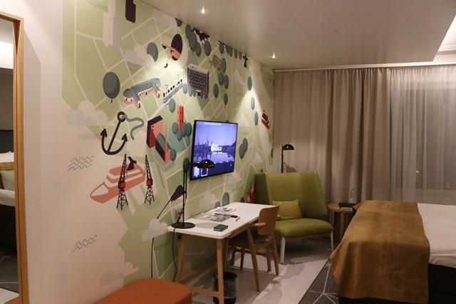 【宿泊記】ホテル インディゴ ヘルシンキ ブールバード Hotel Indigo Helsinki に泊まった感想