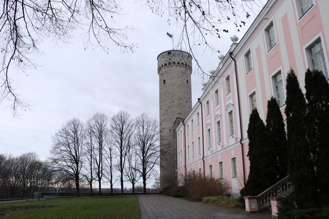 トーンペア城とのっぽのヘルマン塔