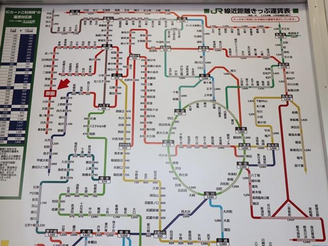 東京 路線図