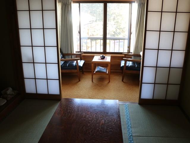 嶺雲荘の部屋