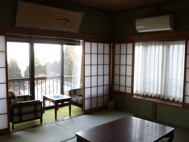 o嶺雲荘の部屋