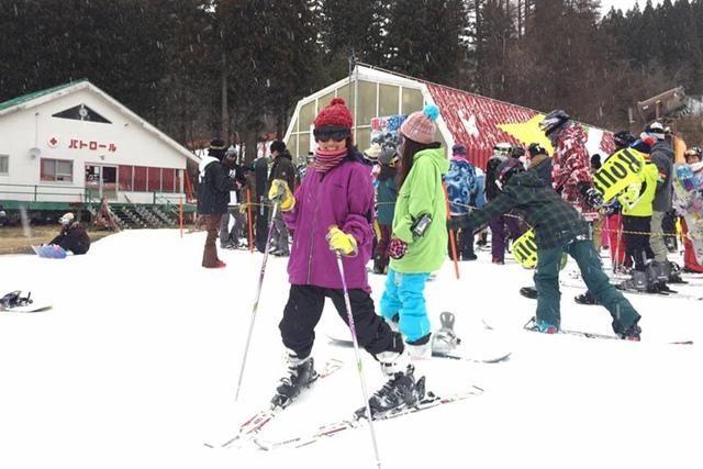 スキーに必要なもの