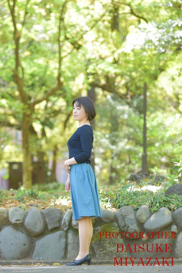 ポートレート写真 宮崎大輔さん撮影