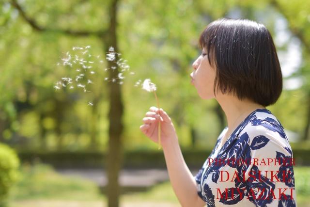 40歳のポートレート写真を宮﨑大輔さんに撮影してもらいました。
