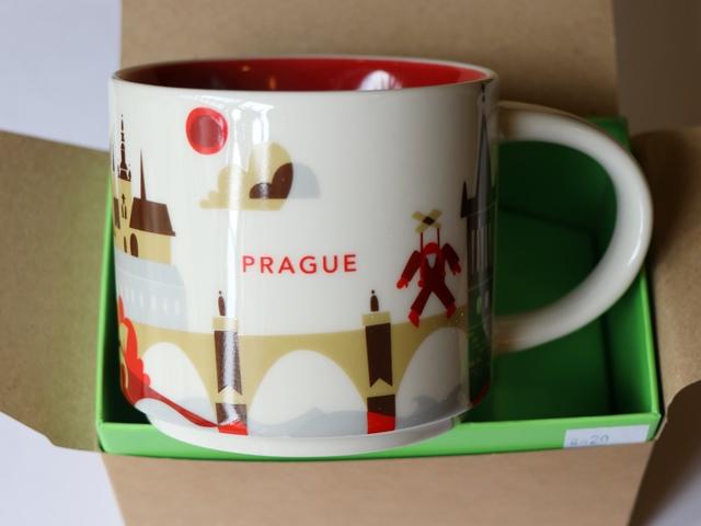 チェコのご当地スタバマグカップ