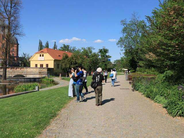 チェコ プルゼニュ 観光 街歩き