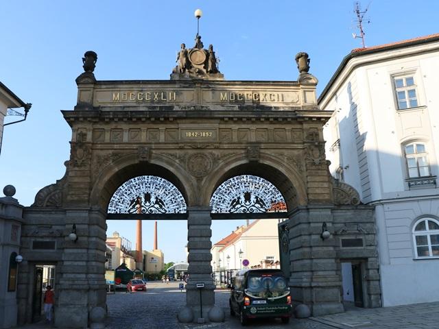 ピルスナーウルケルの門