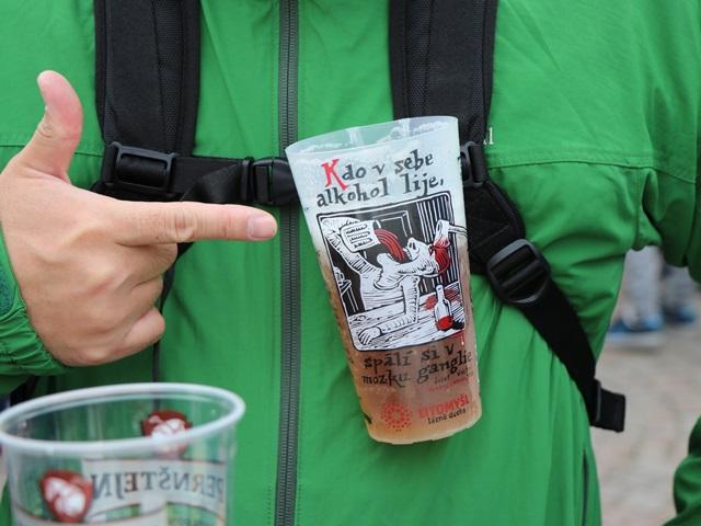 ビールカップ