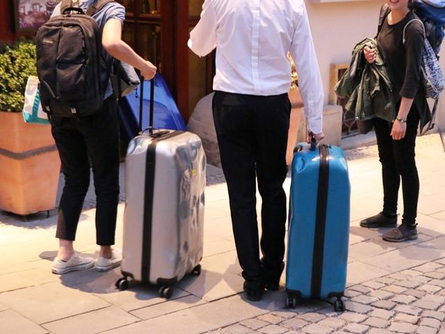 クラッシュバゲージ(CRASH BAGGAGE) スーツケース