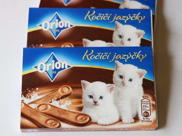 チェコのチョコレート