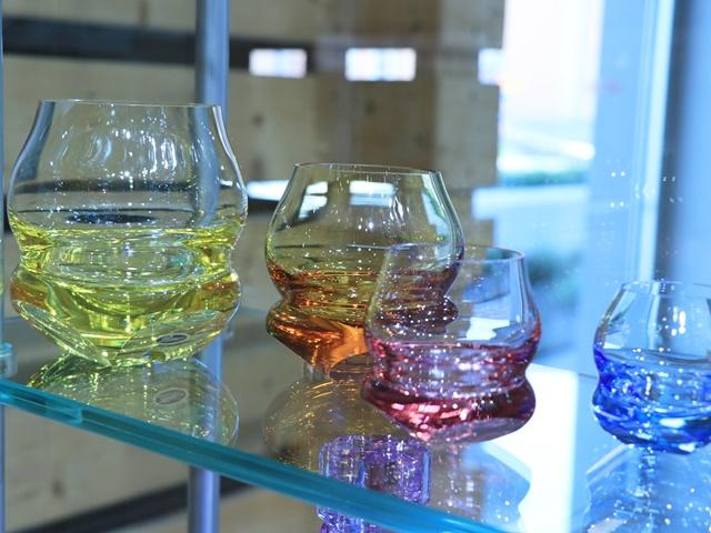 モーゼル クリスタルグラス チェコガラス