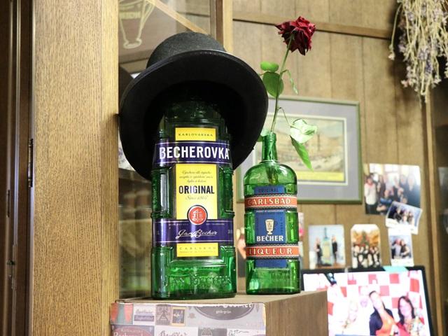チェコのハーブリキュール ベヘロフカ