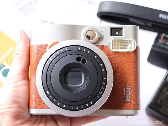 インスタントカメラ「instax<チェキ>」