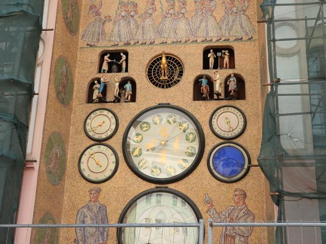 労働者の天文時計
