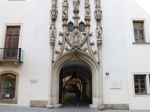 ブルノ 旧市庁舎
