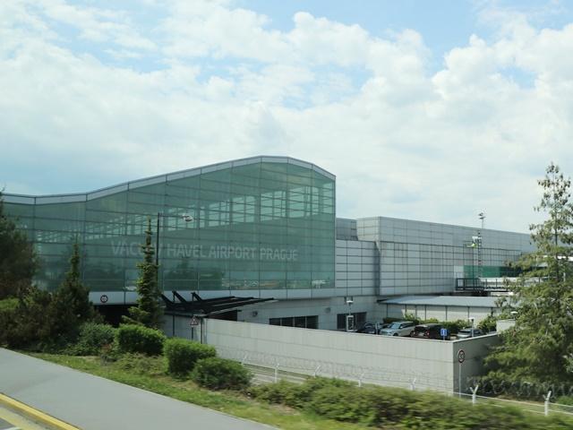プラハ国際空港