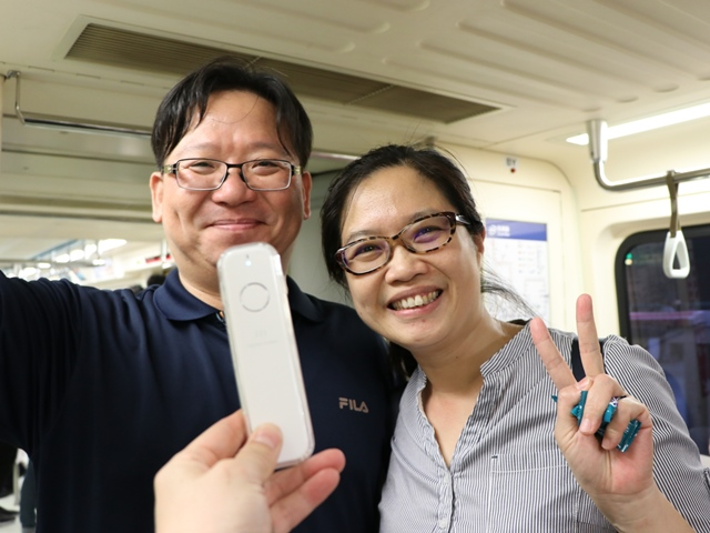 3時間ちょっとで行ける海外、台湾。台湾桃園空港から台北市内へのアクセスはMRT空港線が便利
