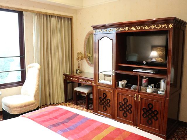 麗都唯客楽飯店(リド・ワイコロア・ホテル) 客室内の様子