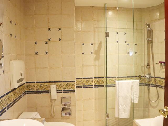 麗都唯客楽飯店のトイレ・バスルーム