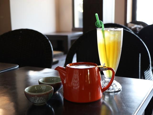 猫空の茶屋で名物の鉄観音茶を飲もう
