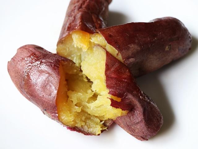霧島紅かぐら焼き芋