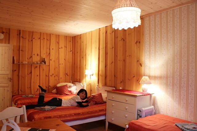 クラーラ・マンニ・ホリディ&カンファレンスセンターで私が泊まった部屋