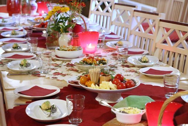 クラーラ・マンニ・ホリディ&カンファレンスセンターの食事