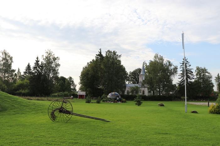 クラーラ・マンニ・ホリディ&カンファレンスセンターの庭