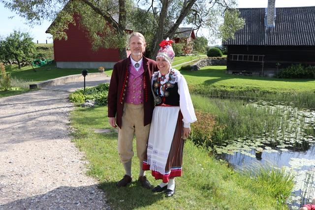 エストニアの農場 マリアファーム