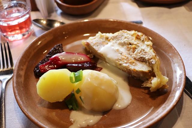 西エストニアの郷土料理