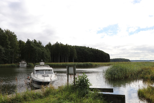 フィンランド シウンティオ川でカヌー&カヤック体験