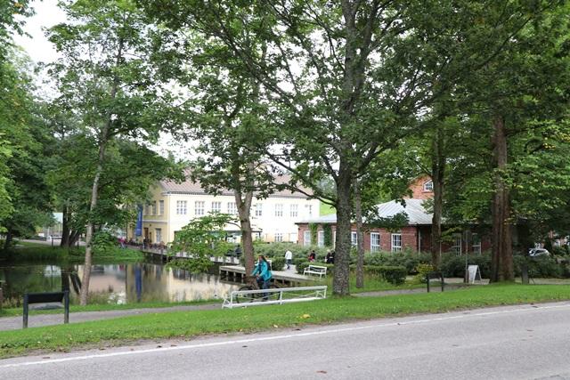 フィンランドのフィスカルス村