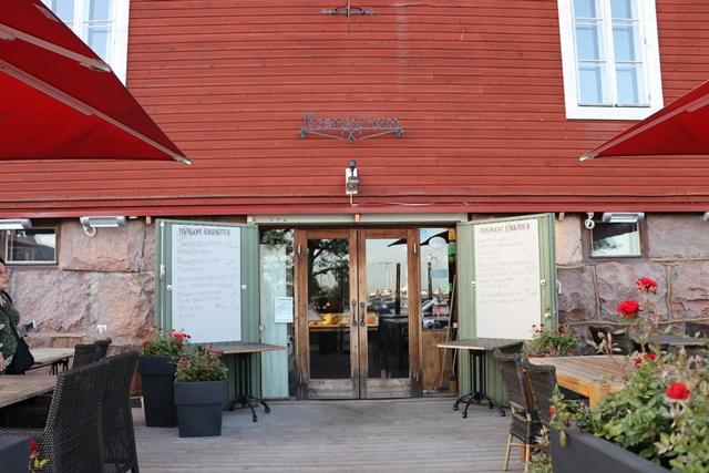 ハンコのレストラン・オリゴ Restaurant Origo in Hanko, Finland