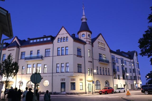ホテルレガッタ Hotel Regatta in Hanko, Finland