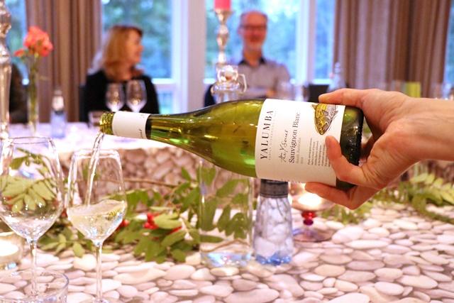 カリオラのディナー ワイン