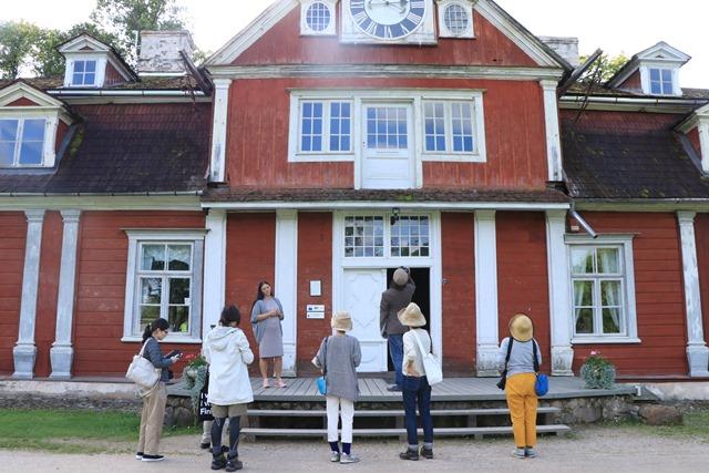 ウングルムイジャ領主館 Ungurmuiža Manor