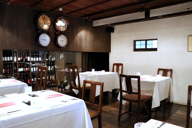 名古屋市のレストラン アンティキでランチ